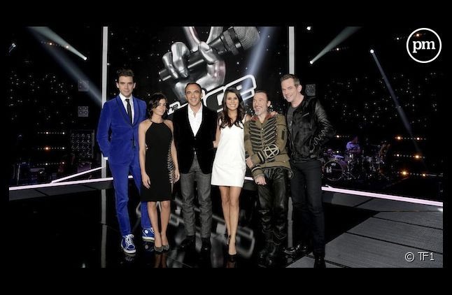 """The Voice"" sur TF1"
