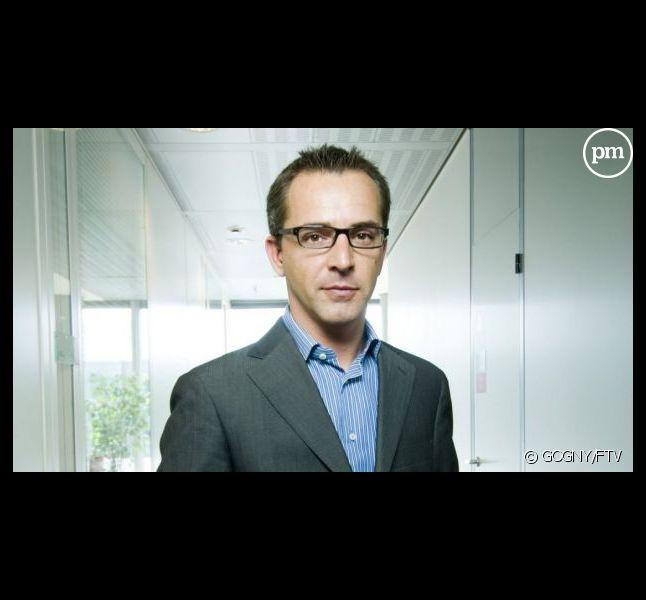Thierry Langlois, le directeur des programmes de France 3.