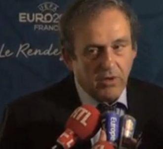 Michel Platini appelle les Brésiliens au calme pendant la...