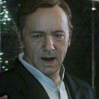 Kevin Spacey dans le jeu vidéo