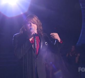 Caleb Johnson reprend 'Dream On' d'Aerosmith lors de la...