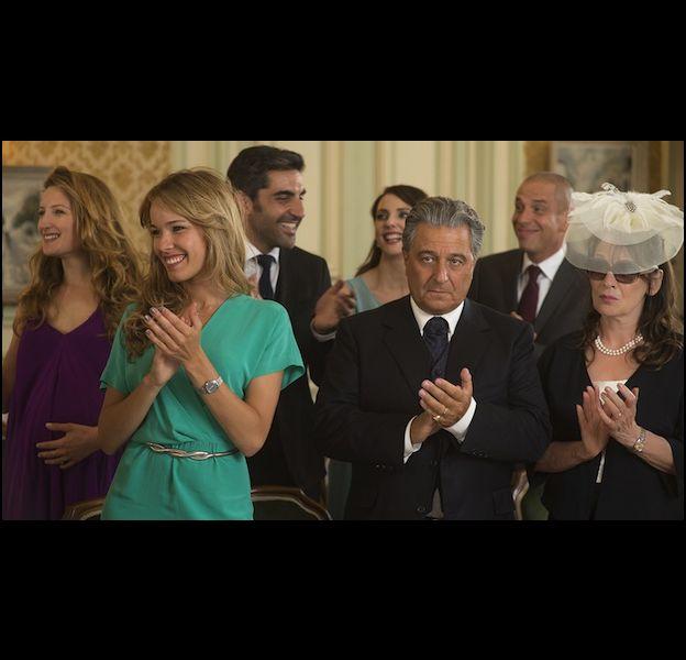 """""""Qu'est-ce qu'on a fait au Bon Dieu ?"""" est le film le plus vu au 1er semestre 2014 (9,5 millions d'entrées)"""