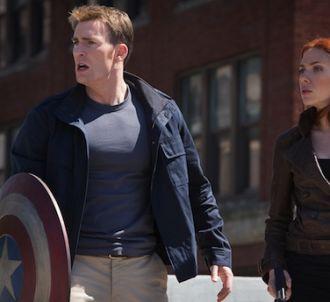 'Captain America, le soldat de l'hiver' est le 10e film...
