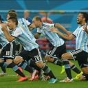 L'Argentine se qualifie pour la finale de la Coupe du monde aux tirs au but