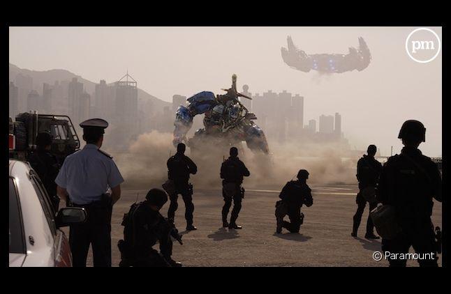 """Transformers 4"" : un milliard de dollars de recettes"
