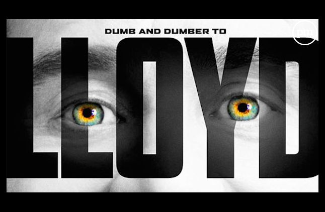 """Dumb and Dumber To"" détourne l'affiche de ""Lucy"""