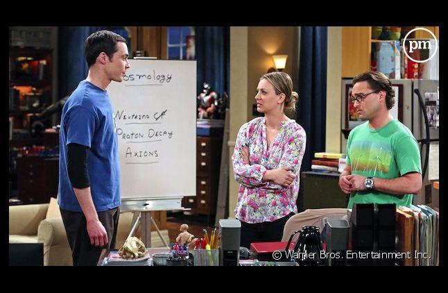 """Les acteurs de """"The Big Bang Theory"""" vont toucher un million de dollars par épisode"""