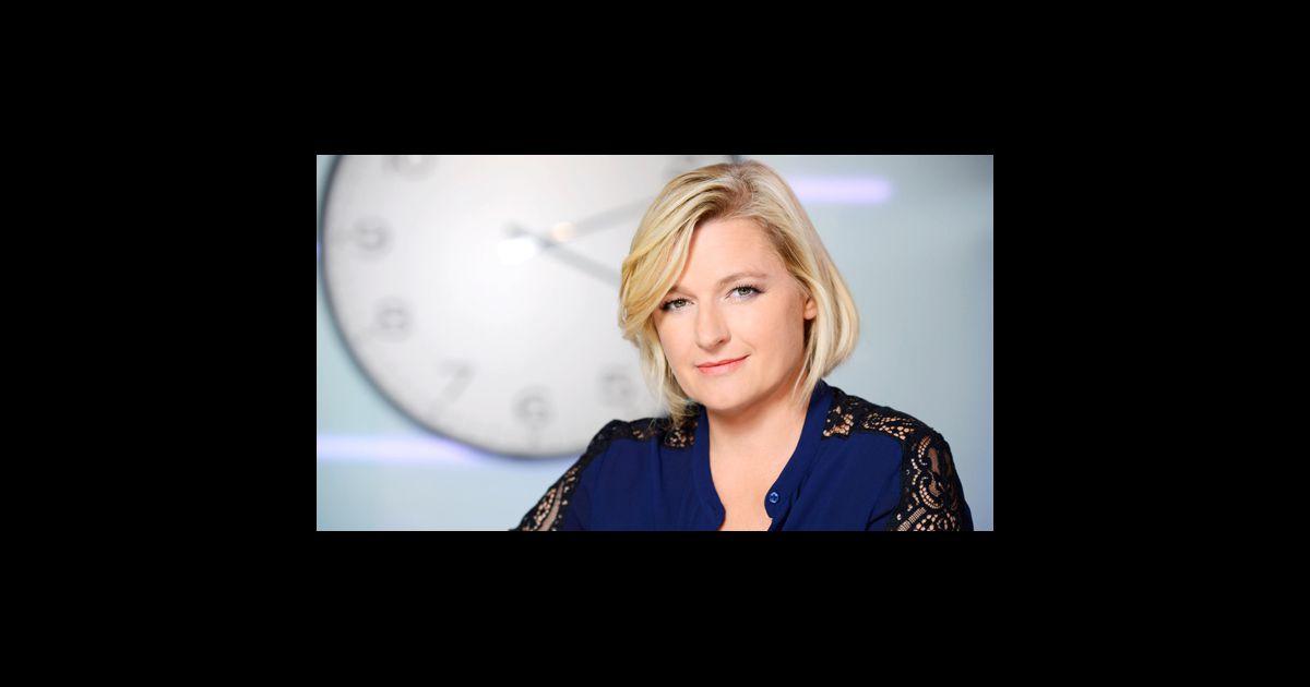 Anne elisabeth lemoine dans c vous sur france 5 photo puremedias - France 5 ca vous ...