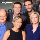 """La nouvelle équipe de """"C à vous"""", sur France 5."""