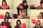 """Le tube """"99 Luftballons"""" rejoué avec... des ballons de baudruche"""