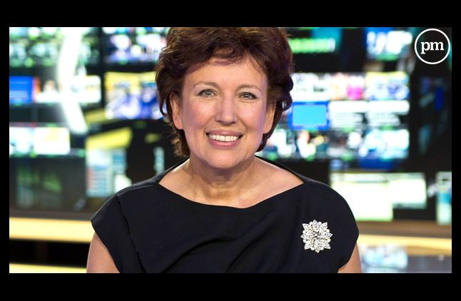 Roselyne Bachelot, chroniqueuse sur D8.