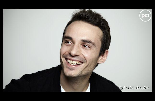 Jérôme Niel est en interview sur puremedias.com