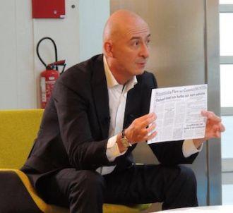 François Lenglet présentera 'L'Angle éco' sur France 2