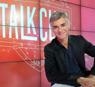 Cyril Viguier sur le plateau de 'Talk Club'
