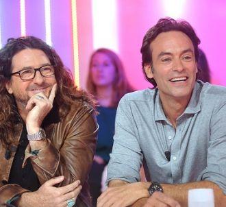 Jacques-Antoine Granjon et Anthony Delon