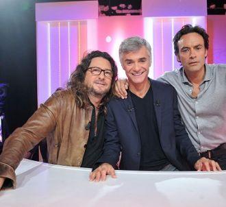 Cyril Viguier, Jacques-Antoine Granjon et Anthony Delon