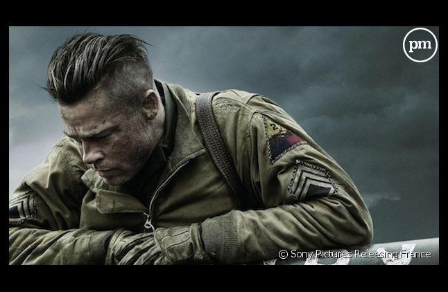 """""""Fury"""" démarre en tête du box-office US"""