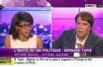 Audrey Pulvar saluée par ses pairs pour son interview musclée de Bernard Tapie