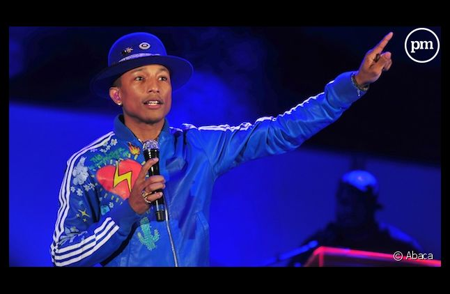 Pharrell Williams domine la liste des nommés aux NRJ Music Awards