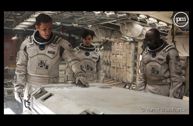 """""""Interstellar"""" démarre en tête du box-office"""