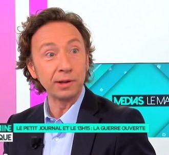 Stéphane Bern: 'Jean-François Copé n'a pas besoin du...