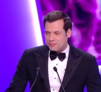 Laurent Lafitte aux César 2013