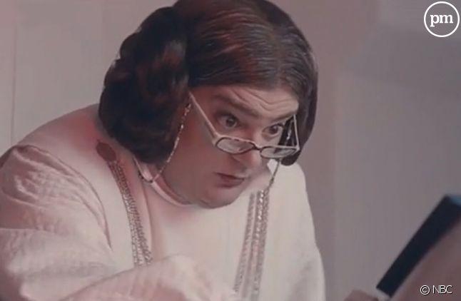 "La princesse Leia version ""Saturday Night Live"""
