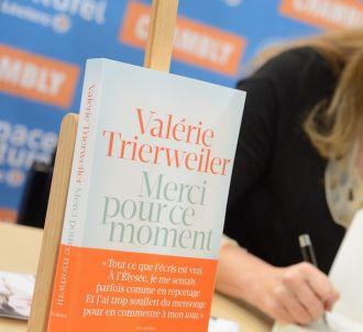 Valérie Trierweiler ne fera pas de suite à 'Merci pour ce...