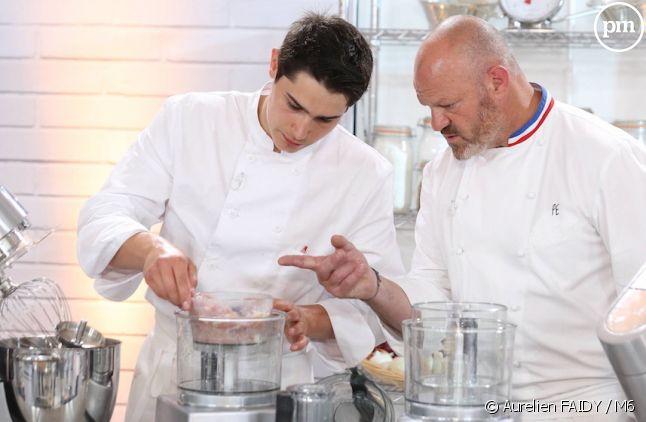 "Xavier Koenig est le gagnant d'""Objectif Top Chef"""