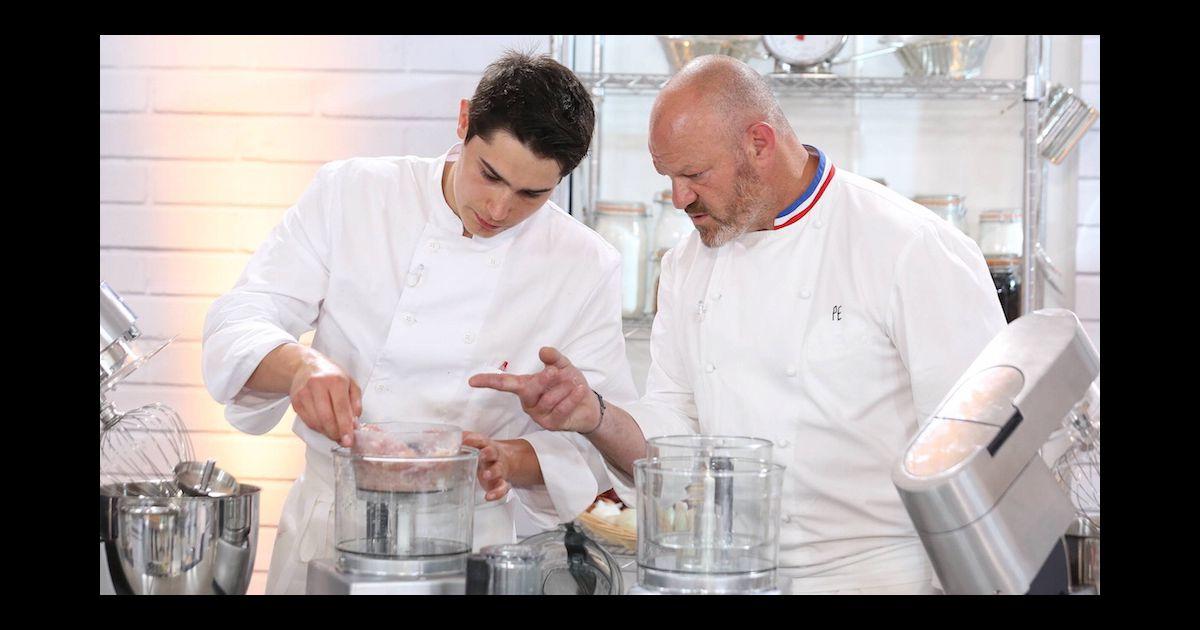 Objectif top chef le gagnant est xavier koenig for Cuisine xavier laurent