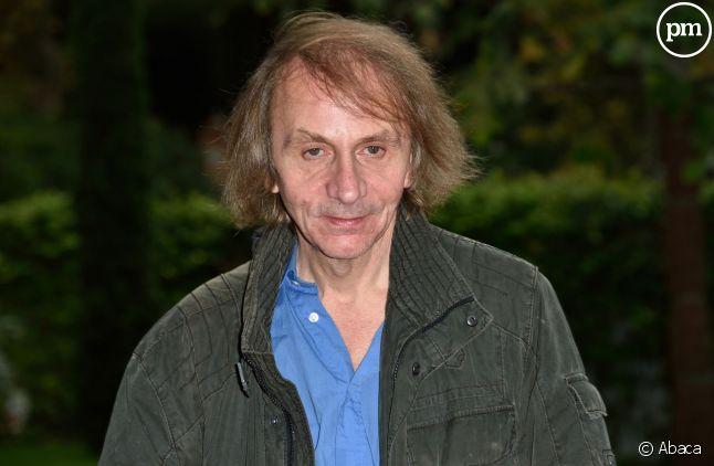 Michel Houellebecq, invité dans deux émissions de Canal+ le même soir.