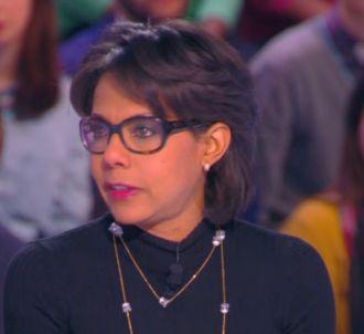 Audrey Pulvar très émue dans 'Le Grand 8' après...