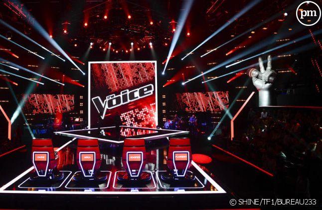 """Quelle audience pour le retour de """"The Voice, la plus belle voix"""" ?"""