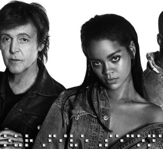 Rihanna dévoile 'FourFiveSeconds' avec Kanye West et Paul...