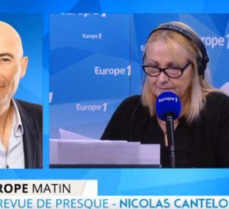 Nicolas Canteloup sévère avec l'interview de Roland Dumas...
