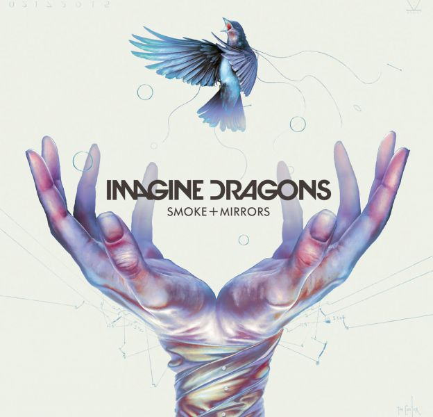 "1. Imagine Dragons - ""Smoke + Mirrors"""
