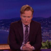 Conan O'Brien répond à