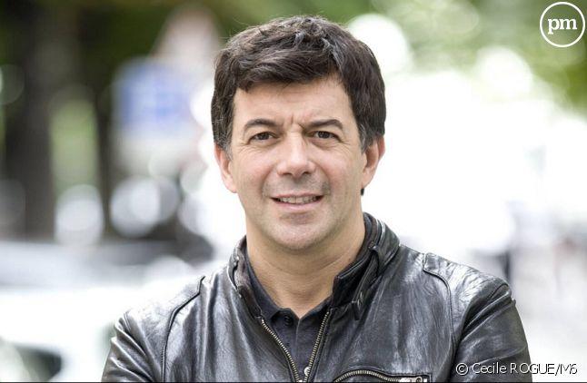 Stéphane Plaza, animateur télé et agent immobilier.