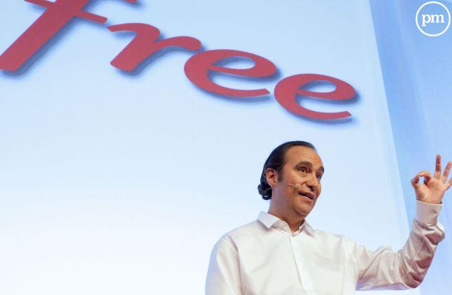 Xavier Niel casse les prix du mobile, en 2012.