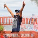 "3. Luke Bryan - ""Spring Break - Checkin' Out"""