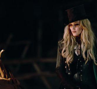 Madonna dévoile le clip de 'Ghosttown'