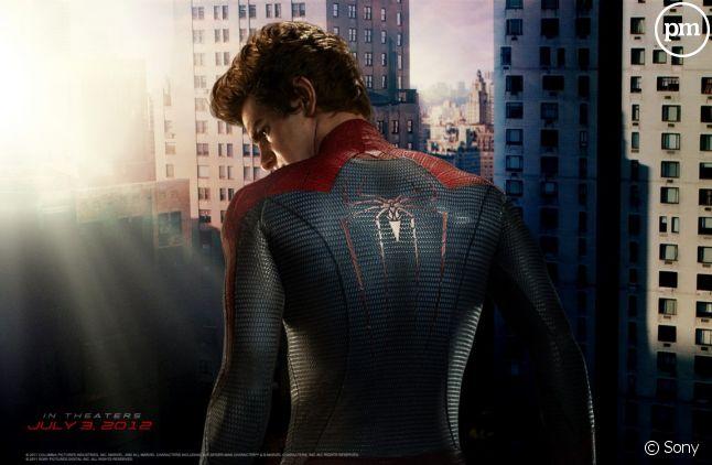 """""""Amazing Spider-Man"""" sur TF1"""