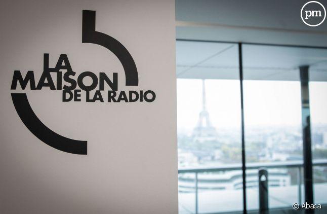 Nouvelle journée de mobilisation à Radio France.