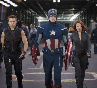 'Avengers' conserve le meilleur démarrage de l'histoire...
