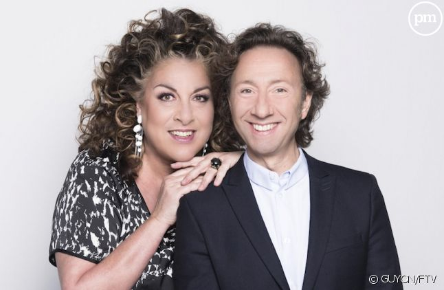 Marianne James et Stéphane Bern commenteront l'Eurovision