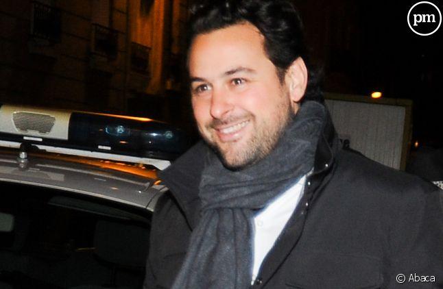 Le photographe Sébastien Valente.