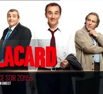 'Le Placard' avec Elie Semoun, ce soir sur D8
