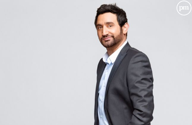"Cyril Hanouna, grand gagnant des ""TV Notes"" 2015."