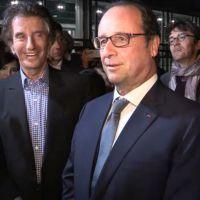Malaise, gêne, solitude (au choix) pour François Hollande à la Fête de la Musique