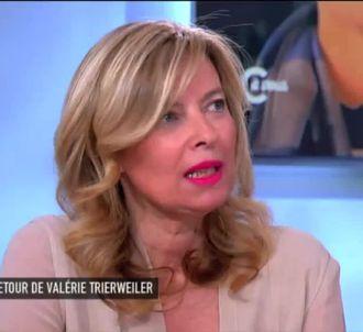 Valérie Trierweiler, interrogée dans 'C à vous' sur...